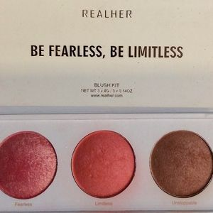 REALHER BLUSH TRIO KIT